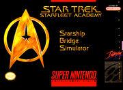 Star Trek Starfleet Academy Starship Bridge Simulator Cover