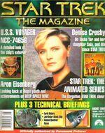 Star Trek The Magazine volume 1 issue 16 cover