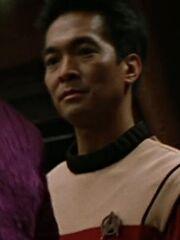 Crewmitglied der Enterprise B 1