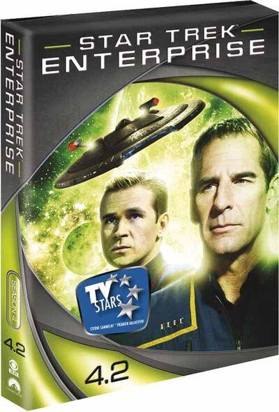 ENT Staffel 4-2 DVD