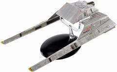 Eaglemoss SP21 Vulcan Long Range Shuttle