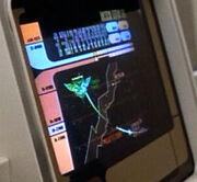 Navigational log, USS Prometheus