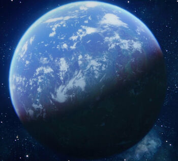 Pahvo from orbit