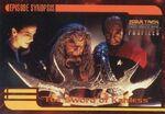 Star Trek Deep Space Nine - Profiles Card 13