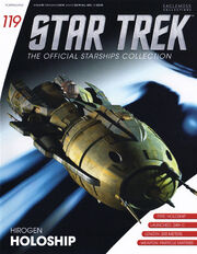 Star Trek Official Starships Collection issue 119