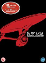 Stardate Collection DVD Region 2 box cover