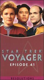 VOY 41 US VHS