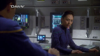 Image result for star trek enterprise dawn episode