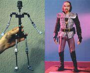 Kruge puppet