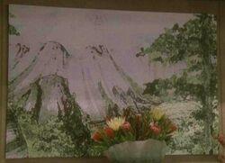 Norvos painting