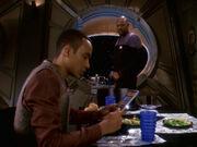Sisko stellt Jake zur Rede