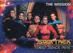 Star Trek Deep Space Nine - Season One Card001
