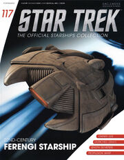 Star Trek Official Starships Collection issue 117