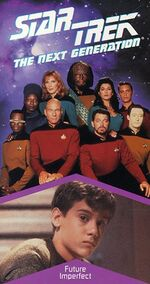 TNG 082 US VHS