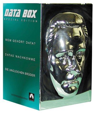Data Box German VHS