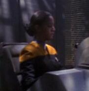 Holographic Starfleet officer 1 2377