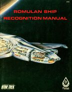 Romulan Ship Recognition Manual V1
