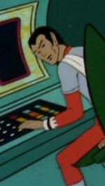 Romulan crewman, 2270