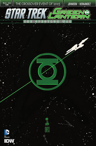 Issue #1 cover B