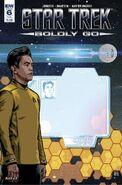 Star Trek Boldly Go, issue 6 S