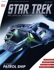 Star Trek Official Starships Collection issue 151