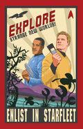 Star Trek Ongoing issue 4 cover B