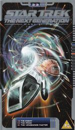 TNG 3.3 UK VHS cover