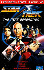 TNG Vol 3 UK Rental VHS cover