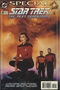 TNG special 2 comic cover