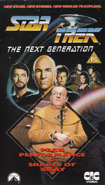 TNG vol 24 UK VHS cover