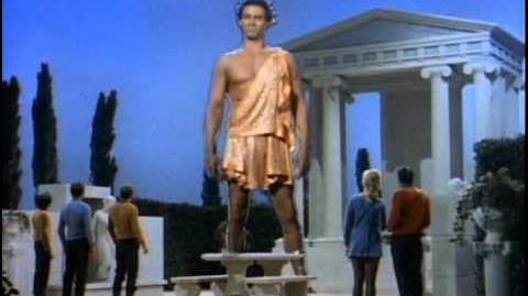 "TOS ""'Who Mourns for Adonais?"" - ""Pauvre Apollon"""