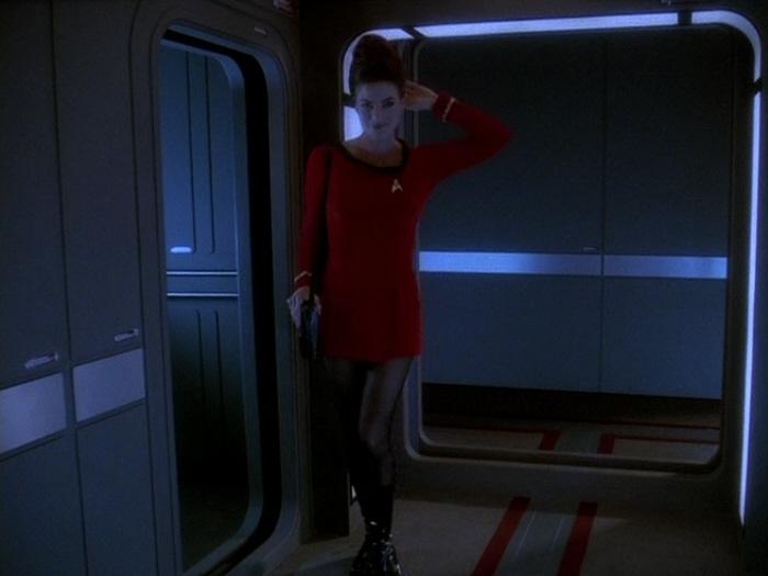 Dax in Uniform von 2268