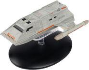 Eaglemoss USS Enterprise Passenger Shuttle Warrant