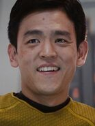 Hikaru Sulu 2258