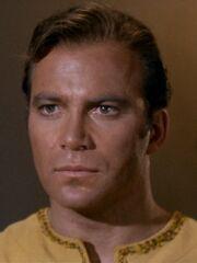 Kirk verkleidet als Baroner
