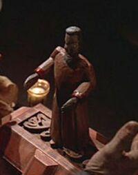 Pah-wraith statue