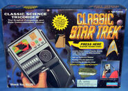 Playmates 1994 Classic Tricorder