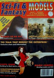 Sci-Fi & Fantasy models cover 14