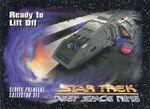 Star Trek Deep Space Nine - Series Premiere Card 17