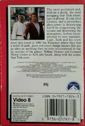 Star Trek IV Video 8 reissue back cover