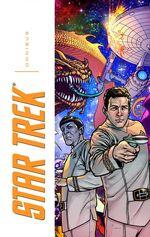 Star Trek Omnibus volume 1 cover