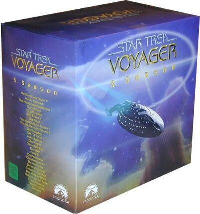 Star Trek Voyager – 3. Season (VHS)