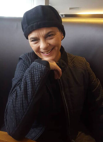 Tracee Cocco in 2018