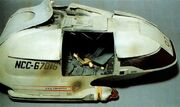 Type 7 shuttlecraft Kotoi