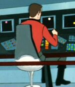 USS Enterprise life support systems officer