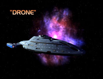Drone title card