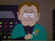 Dr. Adams in South Park
