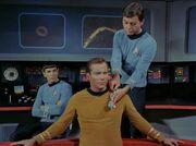 McCoy verwendet einen Soundabsorber