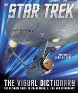 Star Trek The Visual Dictionary AU cover