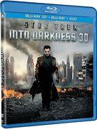 Star trek into darkness, blu-ray 3D 2013
